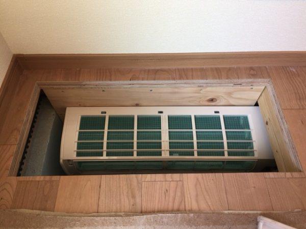 南九州の床暖房