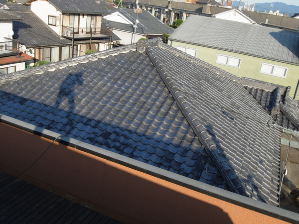 屋根修理を火災保険でまかないました。
